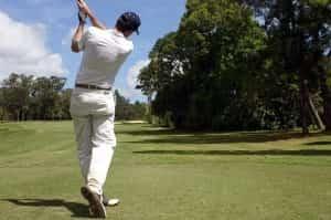 Sea Trail Plantation-Golfer