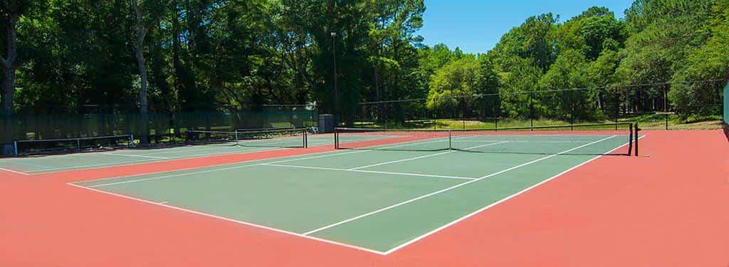 Sea Trail Plantation Tennis