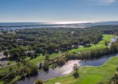 Sea Trail Plantation Golf Course and Beach