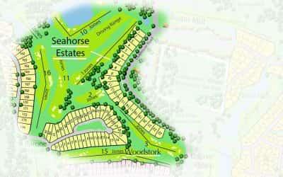 New Sea Trail Plantation Neighborhood